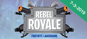 Fortnite Lasergame - REBEL Royale