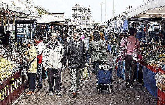 Duiven : Weekmarkt Duiven - De Liemers - evenementen bezoeken en beleven! - in De Liemers .nl