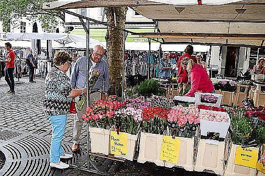 Doesburg : Warenmarkt Doesburg - De Liemers - evenementen bezoeken en beleven! - in De Liemers .nl