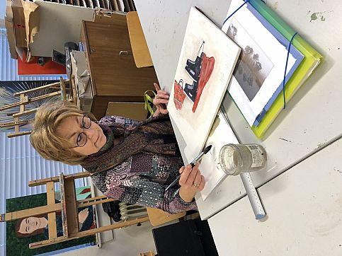 Zevenaar : Schilderen van aquarel tot olieverf - De Liemers - evenementen bezoeken en beleven! - in De Liemers .nl