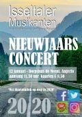 Uit in de Liemers - Nieuwjaar Isseltaler Musikanten - Foto 2