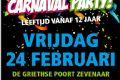 Zevenaar : Teenage Carnaval Party Boemelburcht - De Liemers - evenementen bezoeken en beleven! - in De Liemers .nl